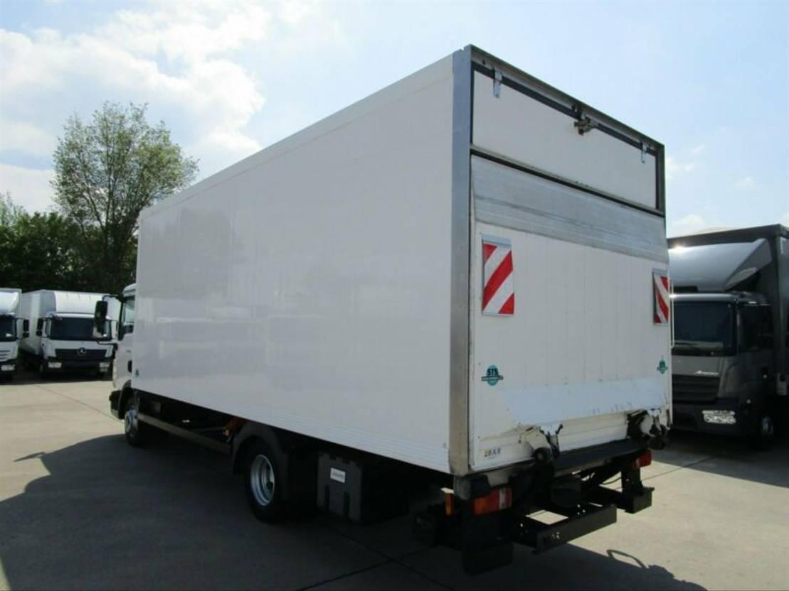 koelwagen vrachtwagen MAN TGL 8.180 BL Kühlkoffer 6,1 m LBW 1 T*THERMOKING 2016