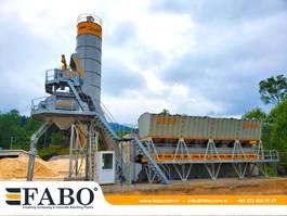 betonmixinstallatie FABO SKIP SYSTEM CONCRETE BATCHING PLANT | 110m3/h Capacity COMPACT 2020