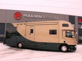 paardenvrachtwagen DAF CF 75.250 ROELOFSEN RAALTE 2007