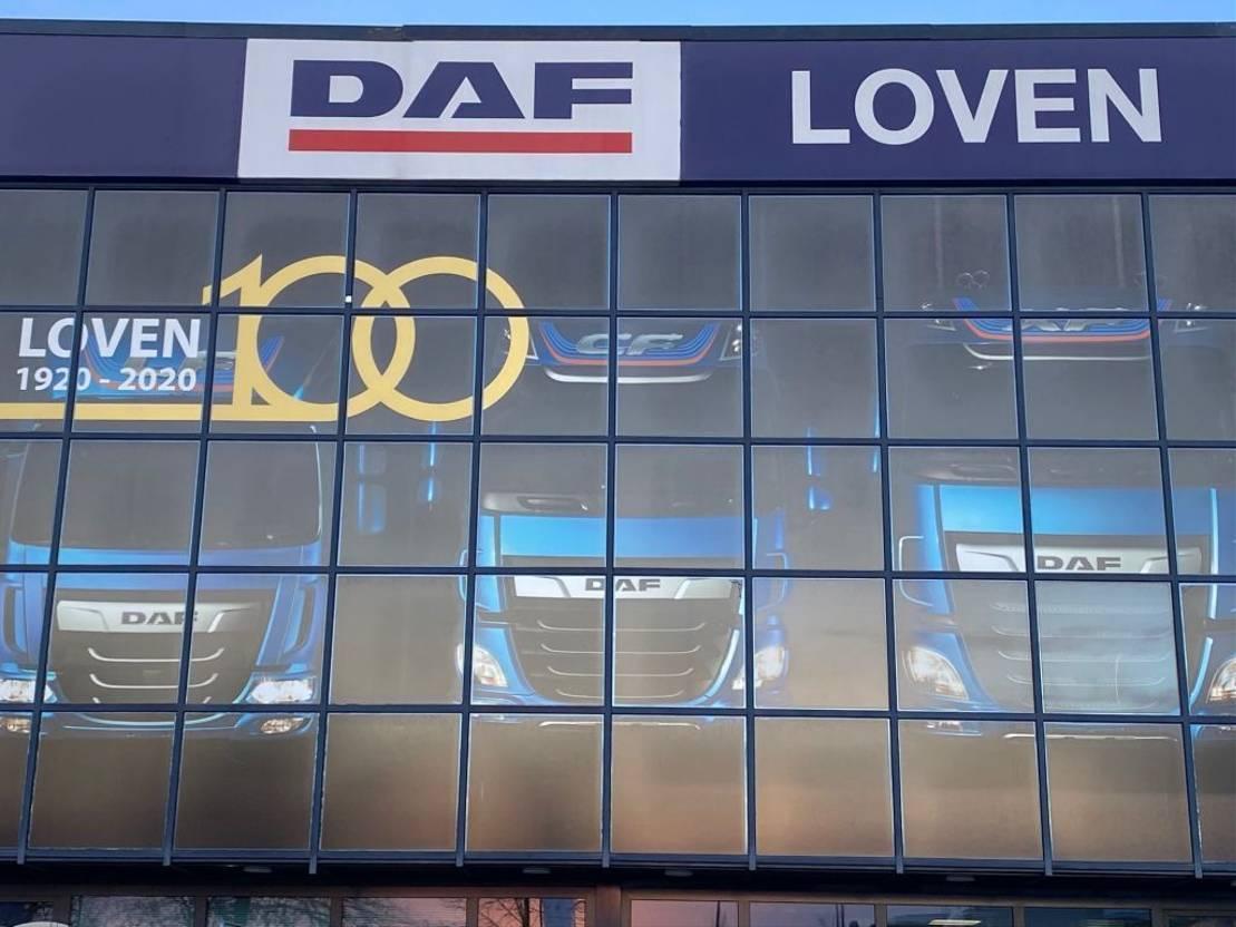 gevaarlijke stoffen trekker DAF XF440 FT ZF-Intarder ADR 2016