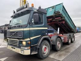 kipper vrachtwagen > 7.5 t Volvo FM12 8X4 MANUAL 2001