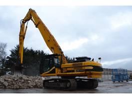 rupsgraafmachine JCB JS 330 HRD Normal + Unused 19 Meter Demolition boom! 2008
