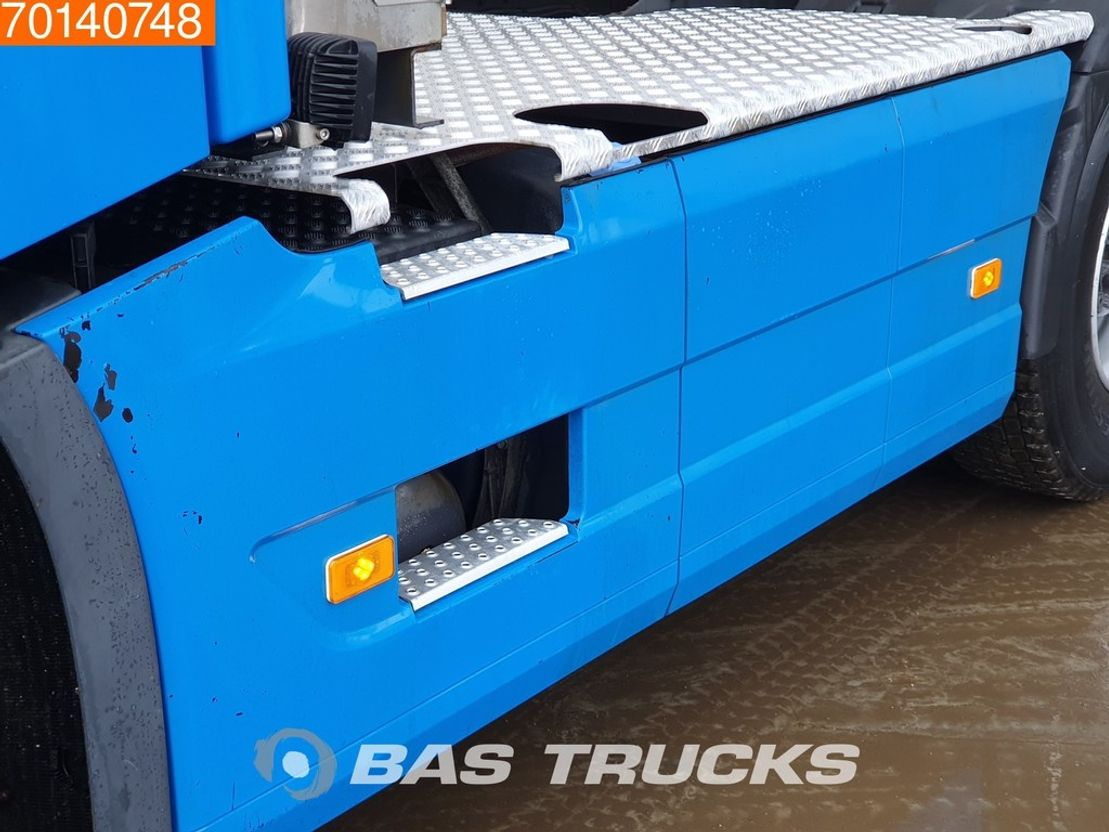 gevaarlijke stoffen trekker Volvo FH16-540 6X4 VEB+ ADR Big-Axle Hydraulik Euro 5 2014