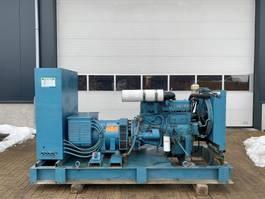 generator Volvo Penta TD 70 GG Leroy Somer 120 kVA generatorset ex emergency