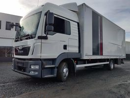 bakwagen vrachtwagen MAN TGL 8 Euro6 2014