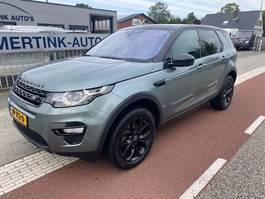 suv wagen Land Rover Discovery Sport 2.0 TD4 132KW HSE Luxury AUT. 4WD NAVI KLIMA PANO 2016