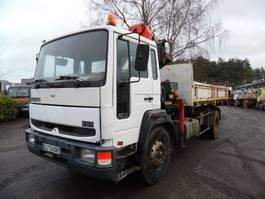 kipper vrachtwagen > 7.5 t Volvo FS 7.19 kipper met kraan
