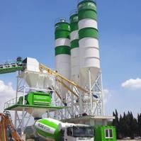 betoncentrale FABO POWERMIX-130 CONCRETE PLANT   NEW GENERATION 2021