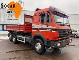 kipper vrachtwagen > 7.5 t Mercedes-Benz SK 2644 V8 6x2 Tipper truck (EPS Three Pedals) 1998