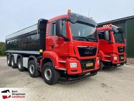 camion à benne basculante > 7.5 t MAN TGS 49.440 10x4 EURO 6 2016