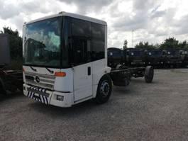 chassis cabine vrachtwagen Mercedes-Benz Econic 2628 Spare Parts Truck.
