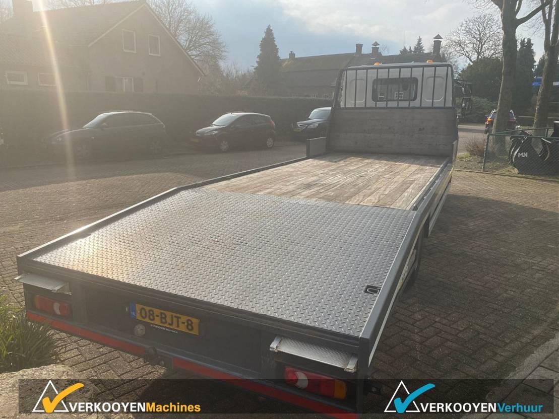autotransporter vrachtwagen DAF LF 230 Oprijwagen 2018