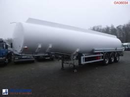 tankoplegger BSL T Fuel tank alu 40.2 m3 / 9 comp ADR VALID 04/2021 1997