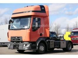 overige bedrijfswagens Renault D 10.240 Scheckheft Sleep Box Citysattel Euro 6 2017