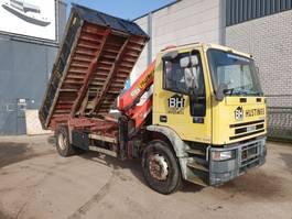 kipper vrachtwagen > 7.5 t Iveco 2000