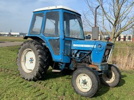 standaard tractor landbouw Ford Ford 4600 2WD 1977