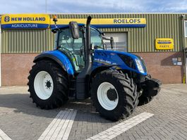 standaard tractor landbouw New Holland T5.110 EC 2018