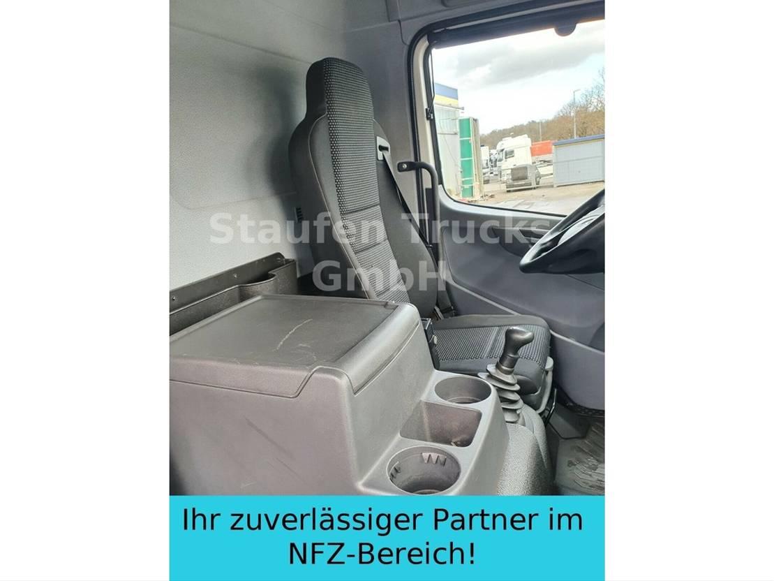 koelwagen vrachtwagen Mercedes-Benz Atego 1522 Tief Kühl Bi-Temp Carrier Lamberet 2013