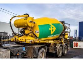 betonmixer oplegger Liebherr BETON MIXER-HTM 904 ZA-9M3 2005