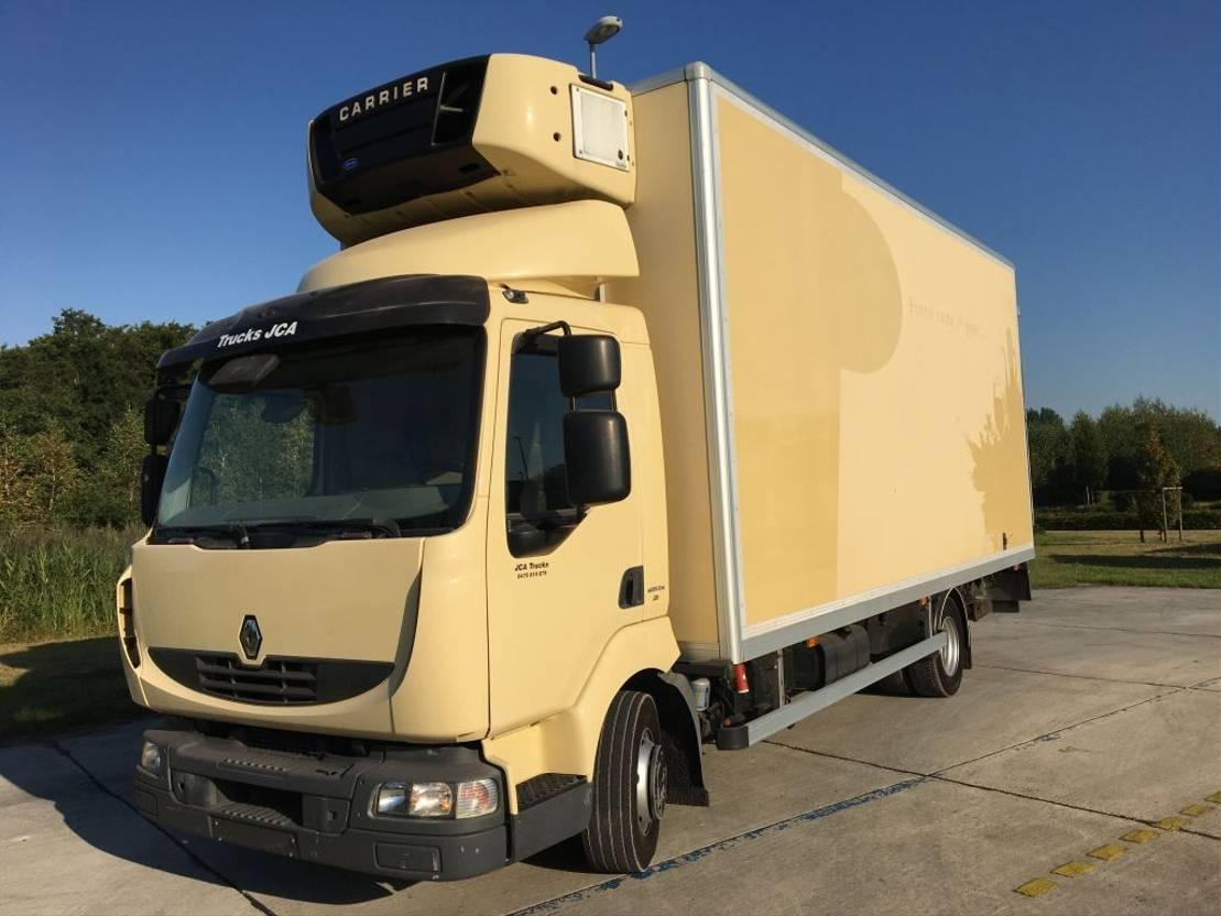 koelwagen vrachtwagen Renault Midlum Koelwagen EURO 5 2009