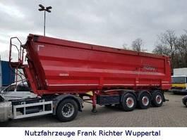 kipper oplegger Kempf SKM 35/3, 48m³ , Alcoa Felgen,Teilw.Reifen neu, 2014