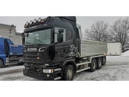 kipper vrachtwagen > 7.5 t Scania R730 8X4 2014