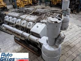 Motor vrachtwagen onderdeel Deutz A12L714 / A 12 L 714 Motor