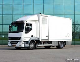 bakwagen vrachtwagen DAF LF 45 180 EURO 5 EEV BLATT BLATT MOBILE WERKSTATT PTO KOMPRESSOR AGGREGAT 2012
