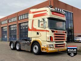 standaard trekker Scania R500 6X2 Euro 5 / Boogie / FULL AIR SPECIAL INTERIOR 2008