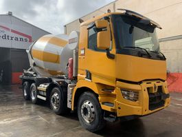 betonmixer vrachtwagen Renault C520 Cifa SL 9 2014