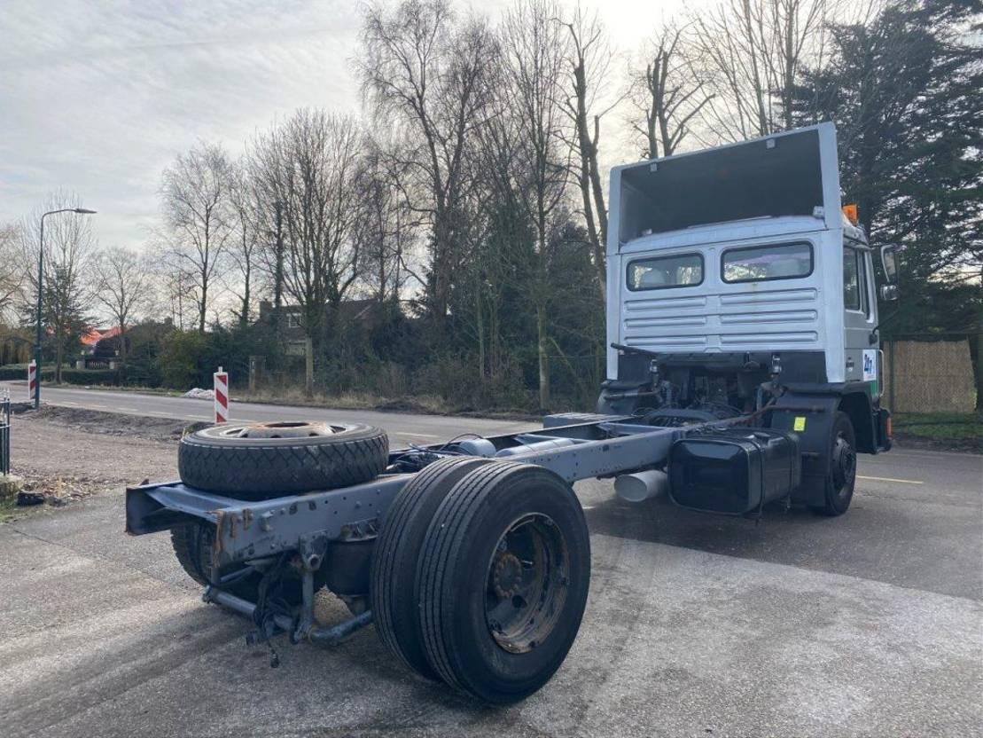 chassis cabine vrachtwagen MAN 12.192 MANUAL GEARBOX HOLLAND TRUCK 1994