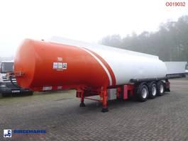 tankoplegger Cobo Fuel tank alu 40.4 m3 / 6 comp 2003
