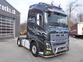 standaard trekker Volvo FH16-550 FH 16 550 GLOBE XL FULL AIR