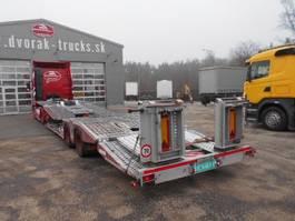 dieplader oplegger Rolfo C - Truck Baumaschienen Transporter 2005