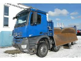 kipper vrachtwagen > 7.5 t Mercedes-Benz Arocs 3243 41/ k/8x4 4-Achs Kipper Schalter, Bord 2015