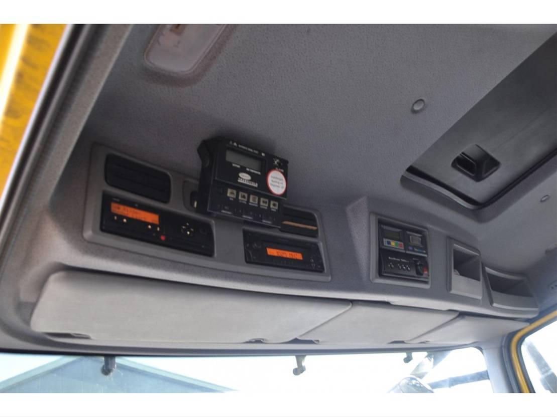 koelwagen vrachtwagen Mercedes-Benz Atego 1224 BI-TEMP ,EURO6,NL-TRUCK 2013