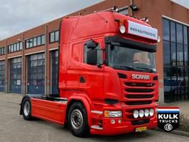 standaard trekker Scania R450 / SHOW TRUCK / RETARDER SCR ONLY 2015