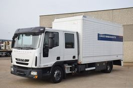 bakwagen vrachtwagen Iveco EuroCargo 100 eurocargo 100E22 2011