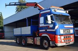 open laadbak vrachtwagen Volvo FH 540 Palfinger PK 18002, Euro 5, 6x2 Reduction axle, Truckcenter Apeldoorn 2011