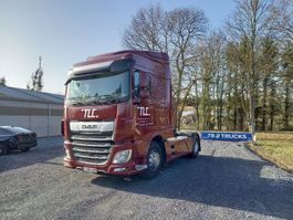standaard trekker DAF XF 480 As new/comme neuf 2018!! intarder frigo and good tyres ( belgian truck) 2018