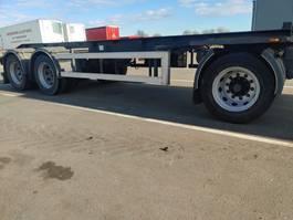 container chassis aanhanger Floor FLA-10-188 1992