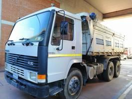 kipper vrachtwagen > 7.5 t Volvo F10 VOLVO FL10-6X4 RIBALTABILE TRILATERALE