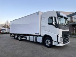 koelwagen vrachtwagen Volvo FH 460 Fh 460 euro 6 lamberet+carrier supra 950U 2014