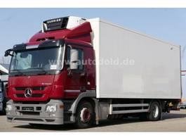 koelwagen vrachtwagen Mercedes-Benz Actros 1832 Kühlkoffer LBW Bi-Temperatur Euro 5 2011