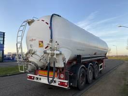 silo oplegger SPITZER 3-Axle Silo / Bulk / 48.000 L / SAF / Discbrakes 2001