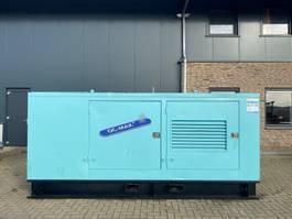 generator Iveco Marelli 220 kVA Supersilent generatorset 1999