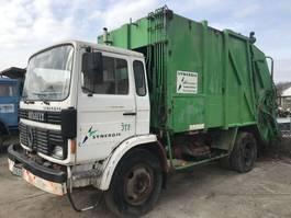 vuilkar camion Renault S170 **6CYL-REFUSE TRUCK-BOM** 1984