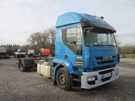 chassis cabine vrachtwagen Iveco AT260S31YFS 6x2*4, KLIMA, E5 2008