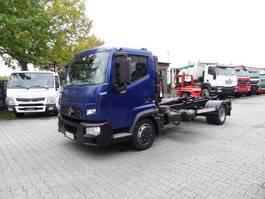 wissellaadbaksysteem vrachtwagen Renault D180.75 MULTILIFT HAKEN 2015