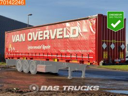 overige containers Other 45 ft Curtainside Container Bordwande 45ft Alu side boards,wood fl... 2007